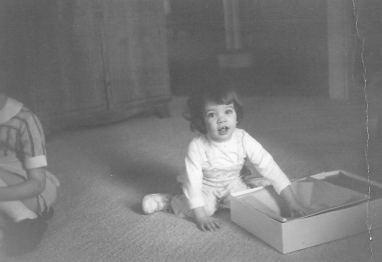 Heidi Marie March 1966